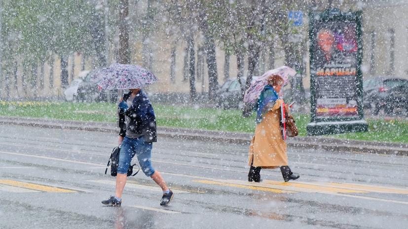 возвращение к нормальной весенней температуре будет постепенным