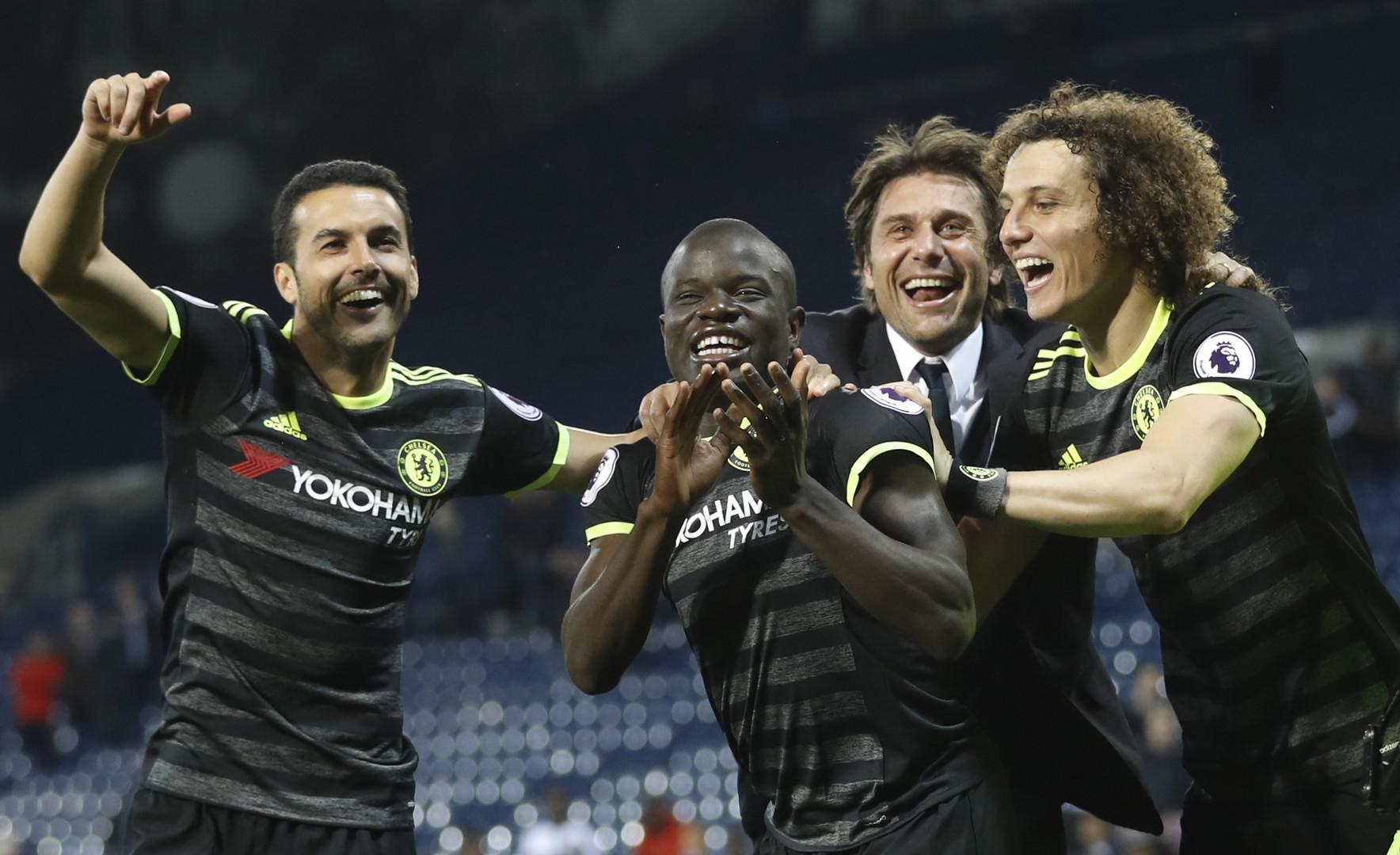 Золото «Челси» и отложенное чемпионство «Ювентуса»: итоги футбольных выходных в Европе