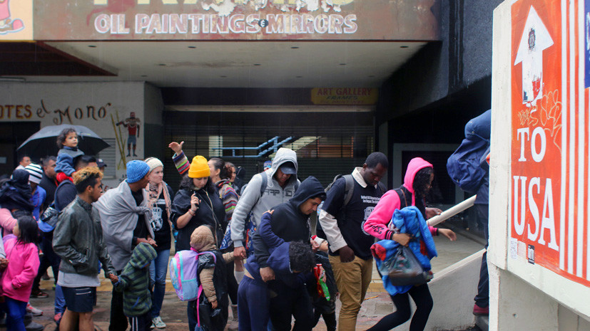 Американские города призвали становиться убежищами для мигрантов