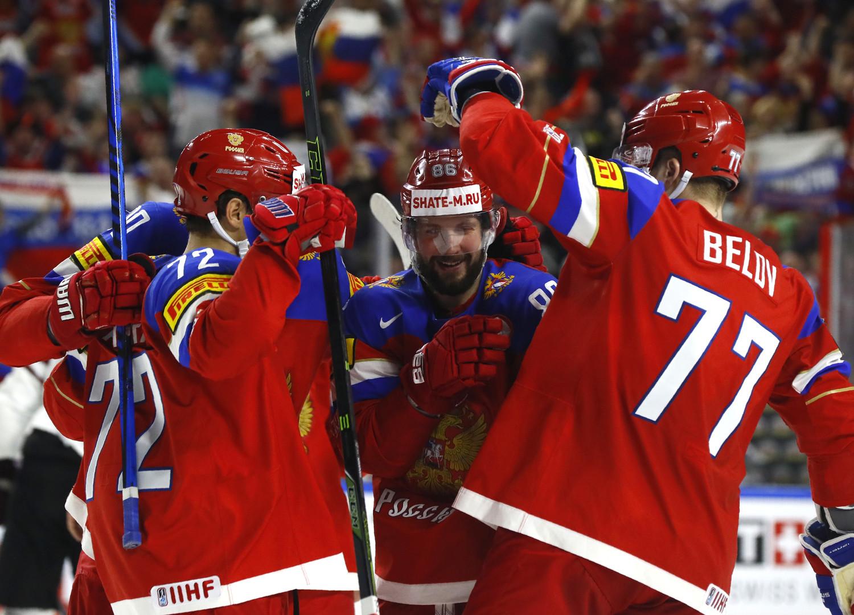Разминка России перед битвой с США и триумф Канады в группе: итоги 11-го дня ЧМ по хоккею