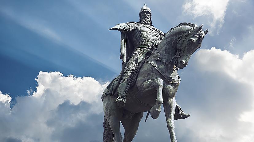 860 лет со дня смерти основателя Москвы