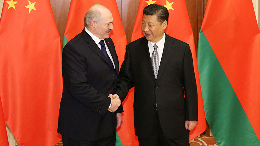 Что принесла Лукашенко поездка на мировой саммит в Пекин