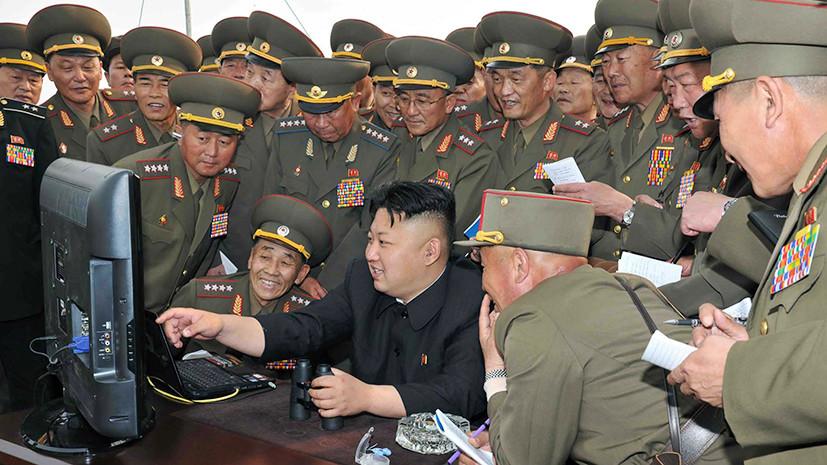 В массовой кибератаке подозревают хакеров из КНДР