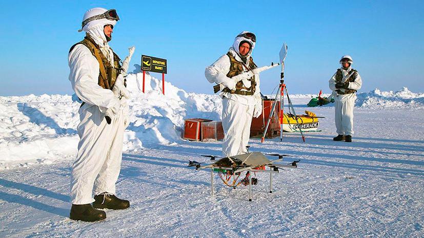 Арктический интерес: США подготовили проекты по мониторингу в Чукотском море