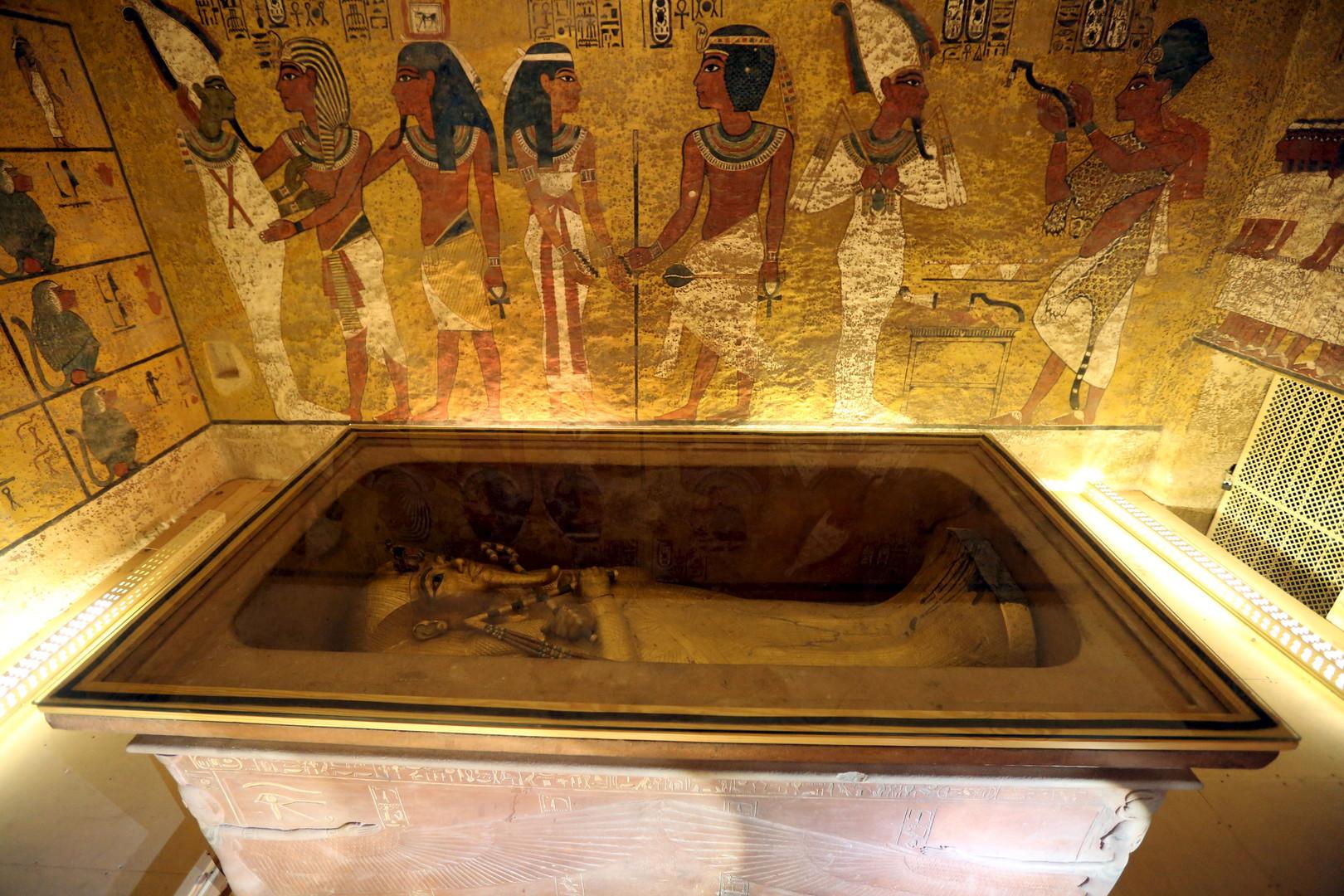 Тест RT: что вы знаете о Древнем Египте