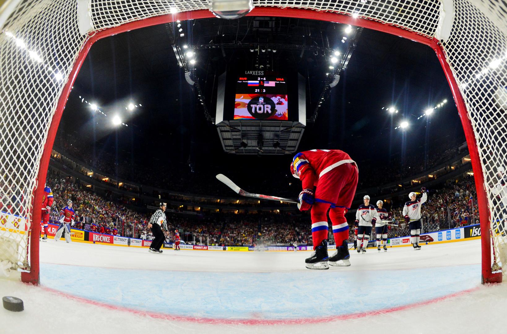 «Больше нет права на ошибку»: как в сети встретили поражение России от США на ЧМ по хоккею