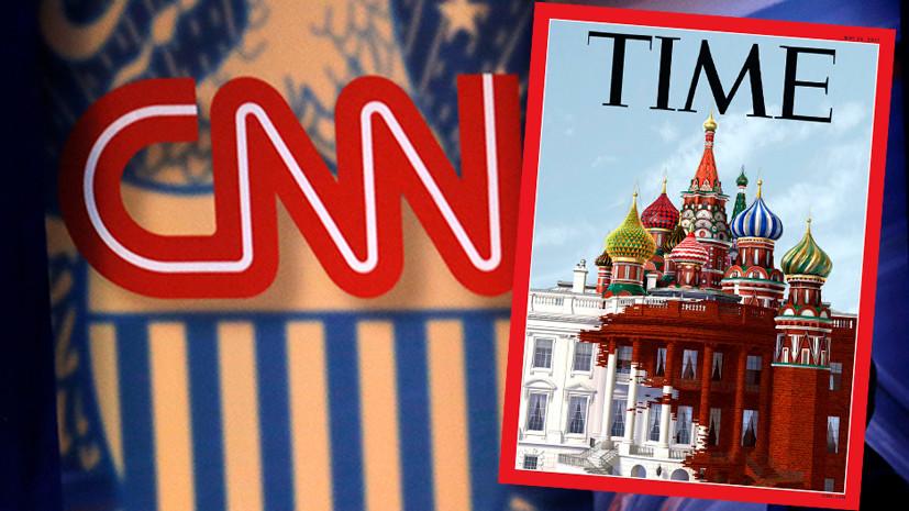 Мечеть Василия Блаженного: CNN назвал «минаретами» купола столичного собора