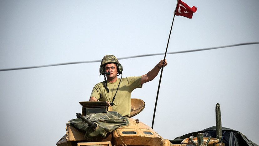 Либо мы, либо они: Турция отказалась от участия в освобождении Ракки