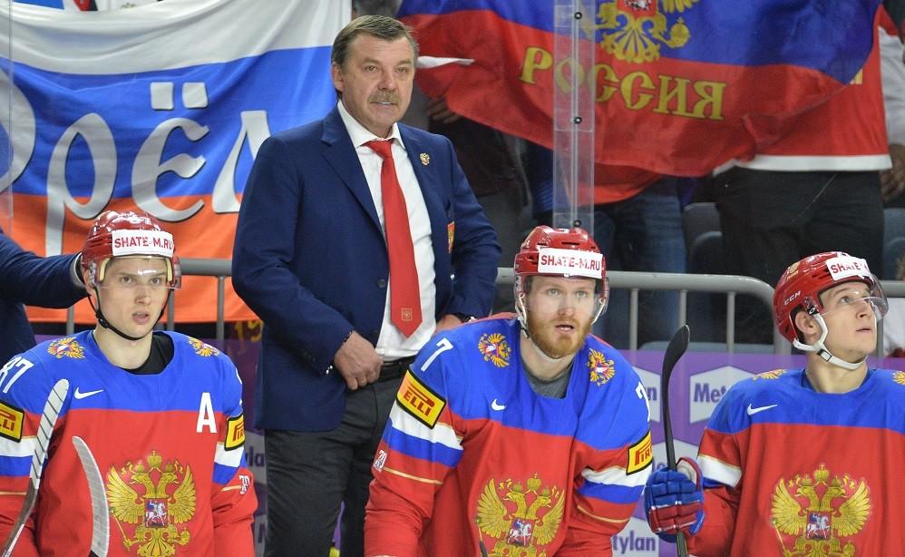«Я не мальчик 18-летний, чтобы бояться Канады»: тренер россиян — о выходе в полуфинал ЧМ