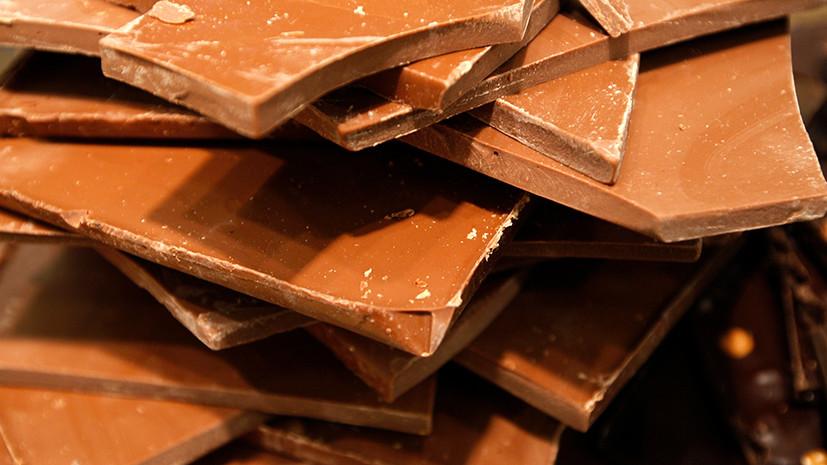 СМИ: Украина намерена ввести пошлины на российский шоколад