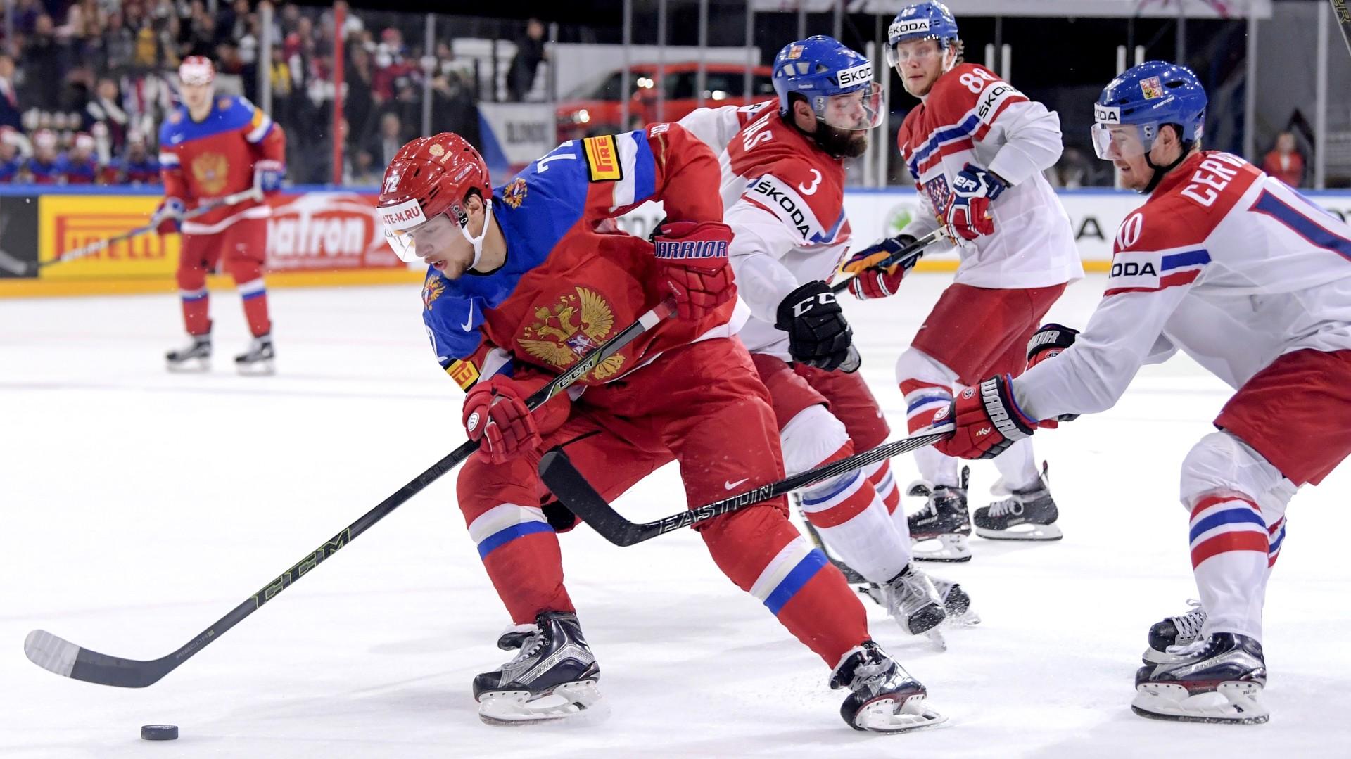 «На хоккей сборной России любо-дорого смотреть»: Николишин о полуфинале ЧМ с Канадой