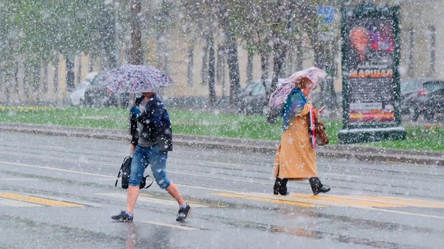 Московская весна: в конце мая в российской столице может выпасть снег
