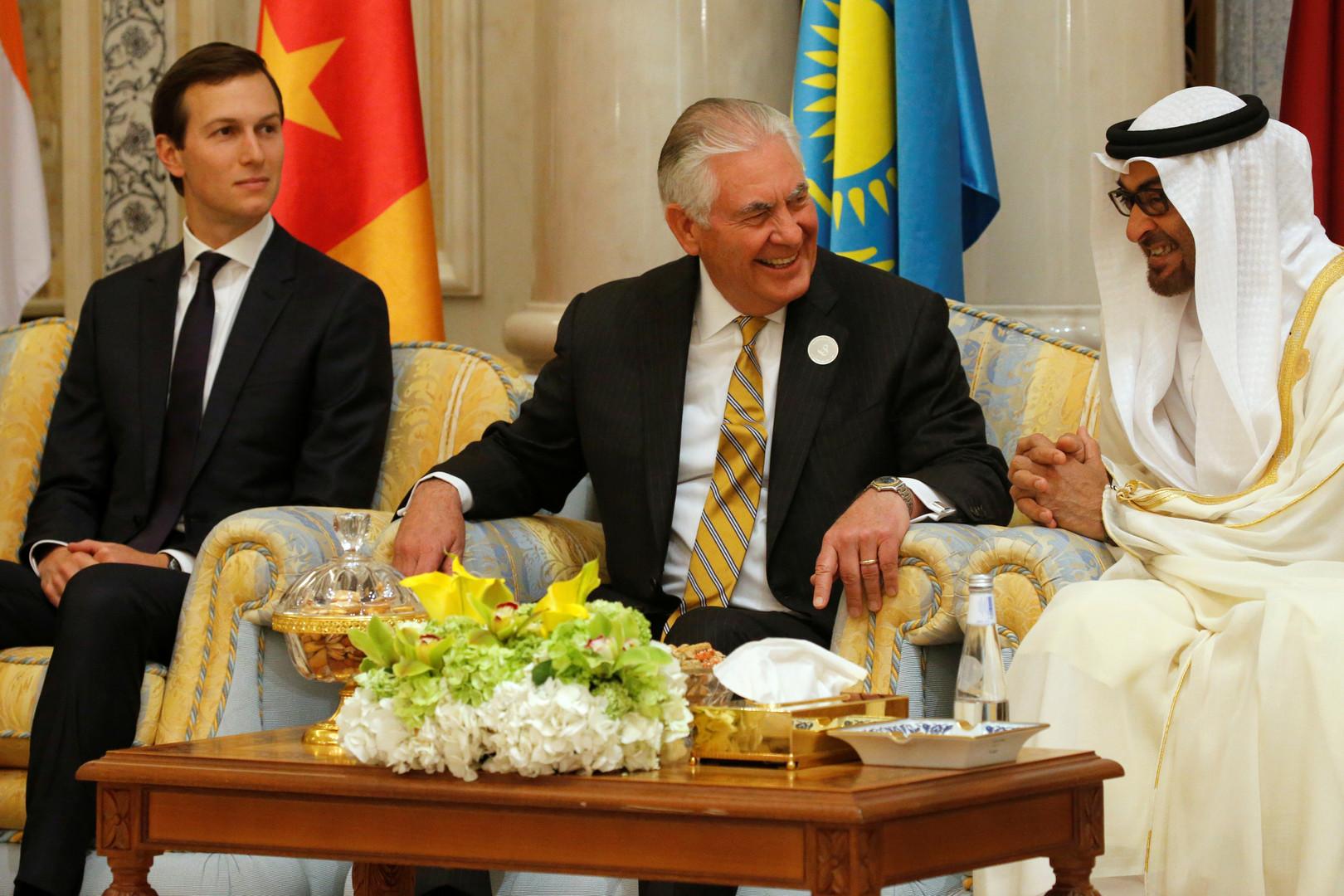 Удалённый доступ: Тиллерсон не пригласил американские СМИ на пресс-конференцию в Эр-Рияде