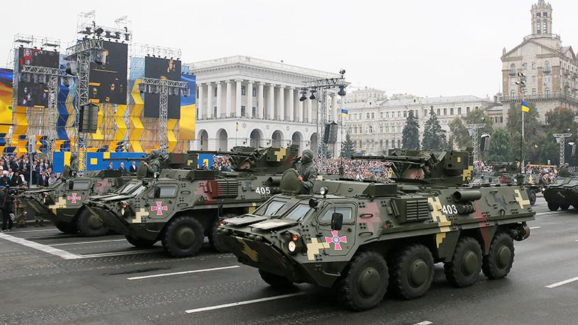 Трещины в броне: как первые лица Украины зарабатывают на поставках вооружений