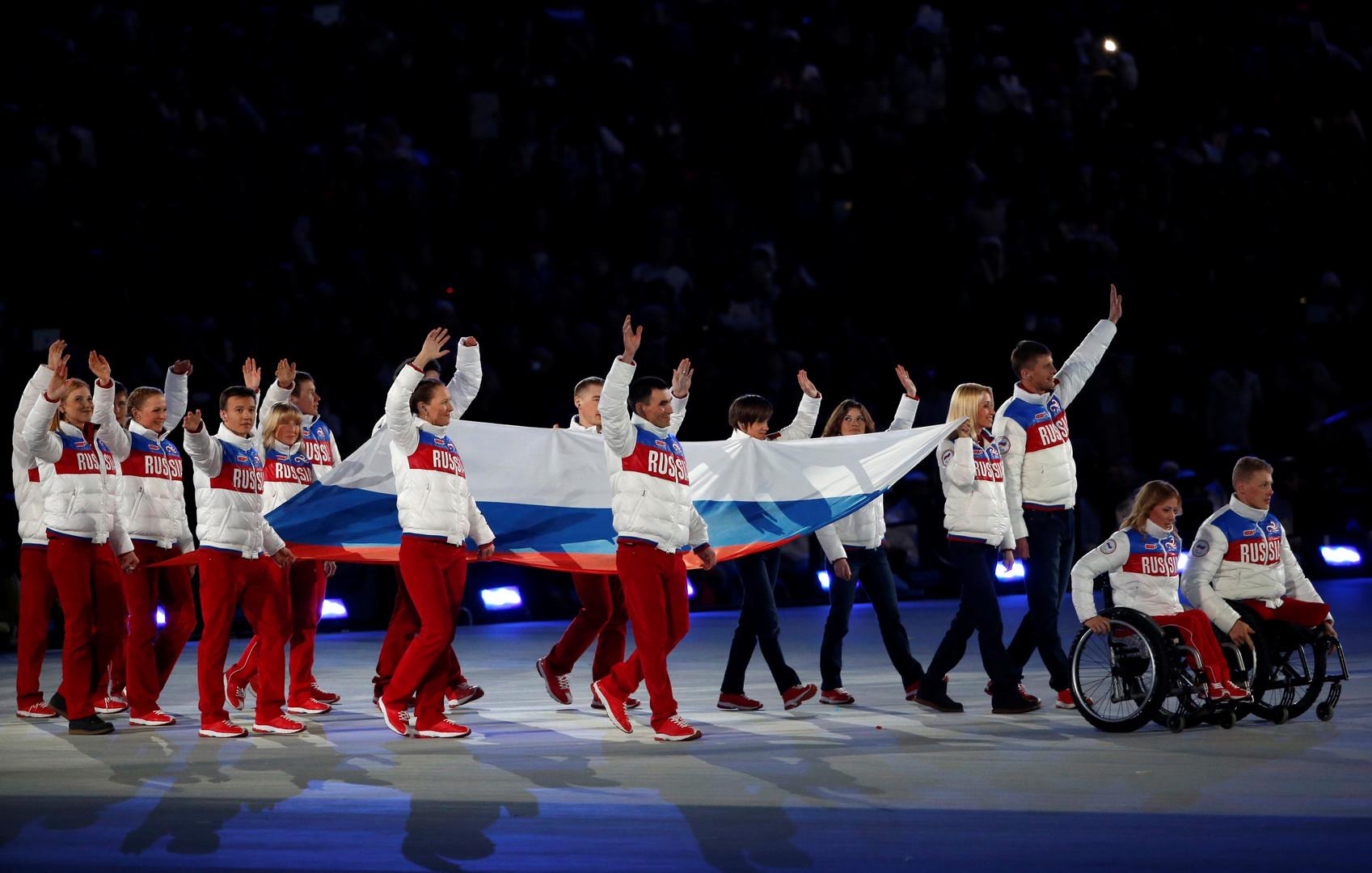 «Россия должна восстановить доверие спортивного мира»: МПК оставил в силе отстранение ПКР