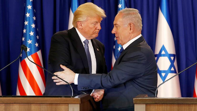 «Остановить марш агрессии»: как США убеждают Израиль и саудитов противодействовать Ирану