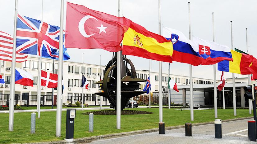 НАТО теряет друга: Турция наложила вето на сотрудничество альянса с Австрией