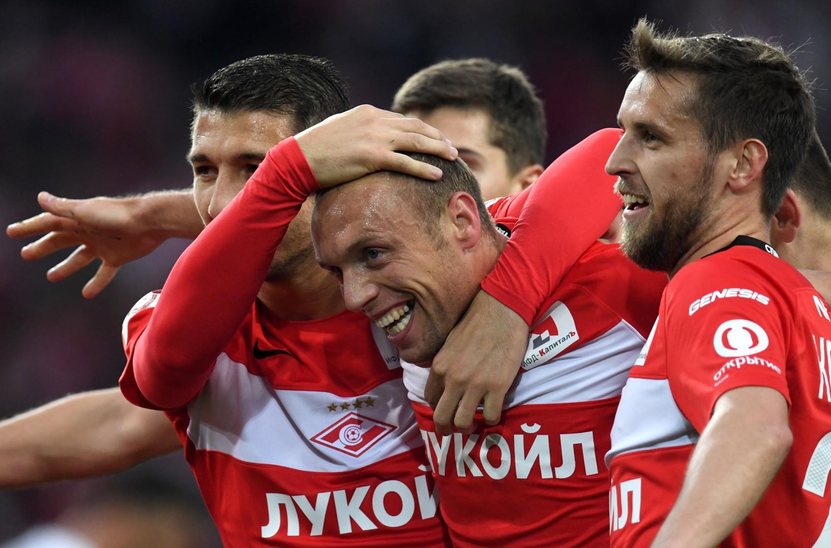 С красно-белым акцентом: символическая сборная РФПЛ сезона-2016/17 по версии RT