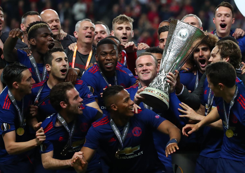 «Посвящаем победу жертвам теракта»: игроки «Манчестер Юнайтед» о триумфе в Лиге Европы