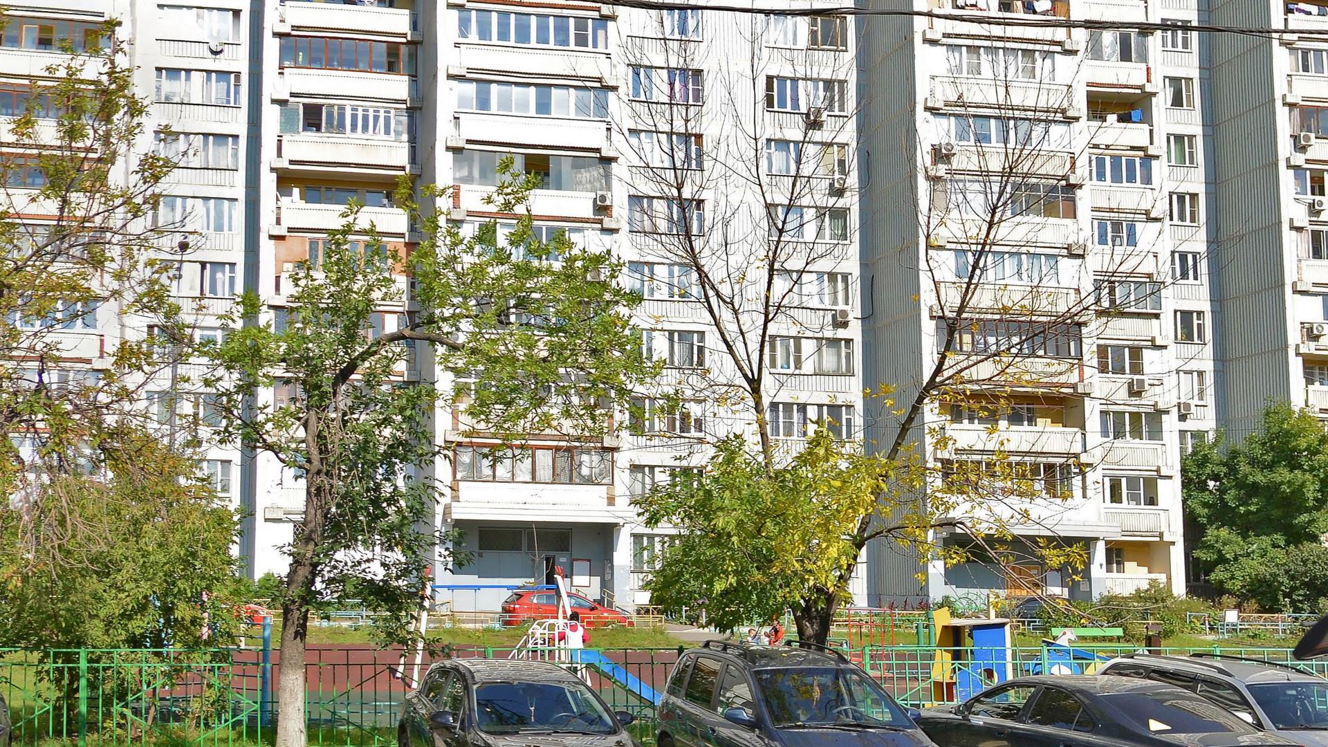 В Люблино с балкона застрелили девушку-промоутера видео