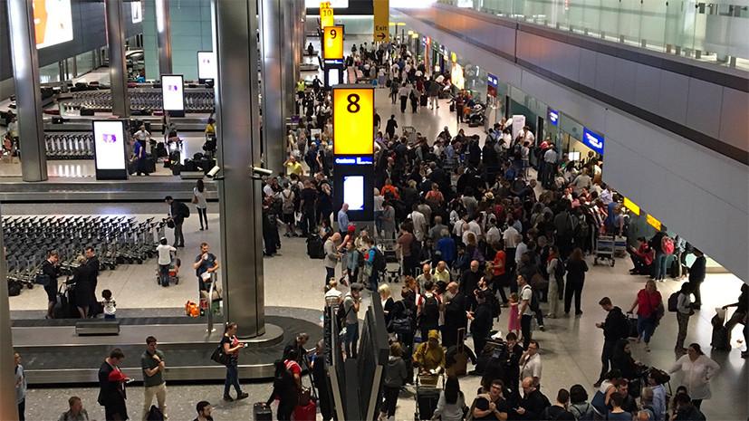 Хитроу, у нас проблемы: British Airways отменила все рейсы из Лондона