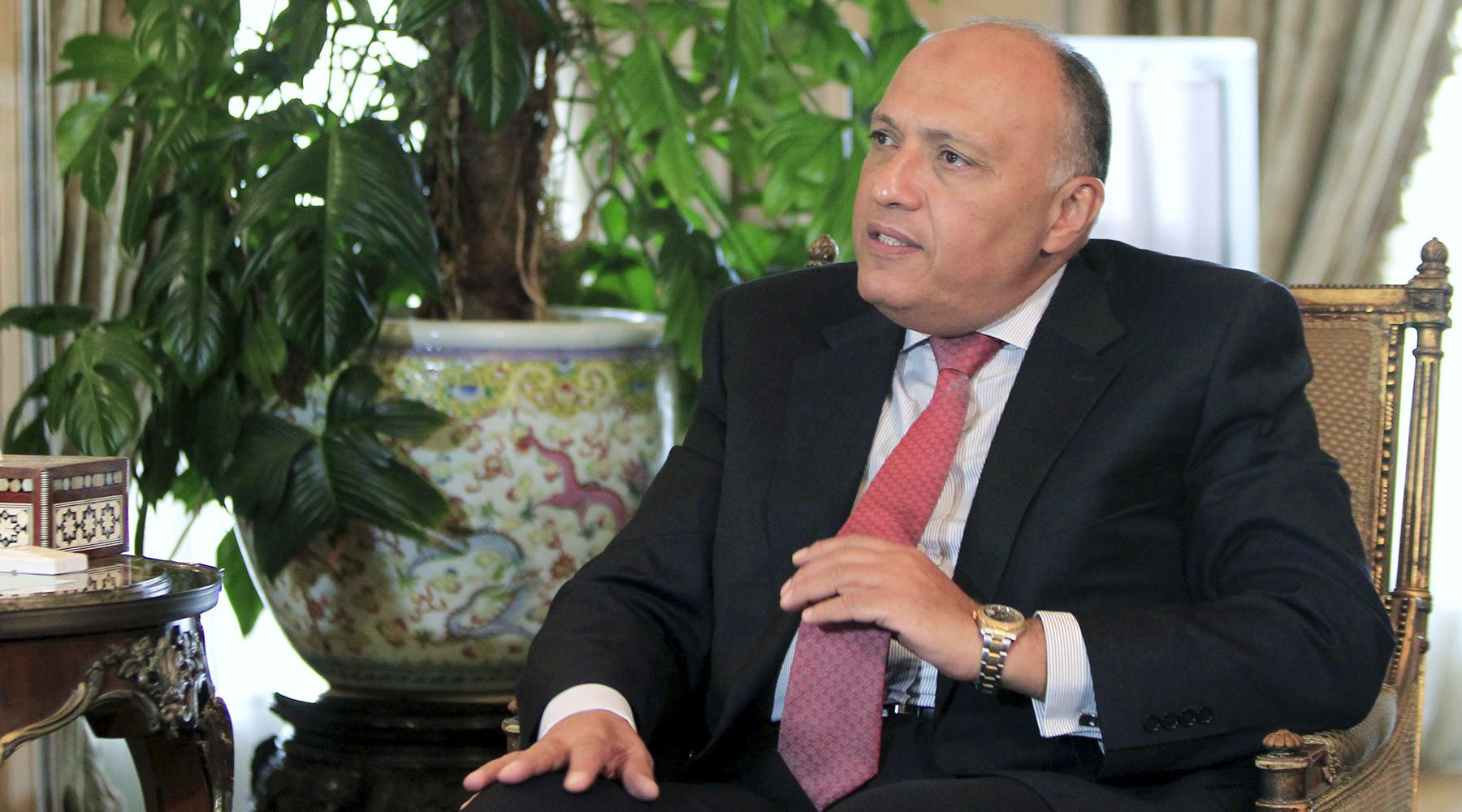 Глава МИД Египта заявил о готовности принимать российских туристов