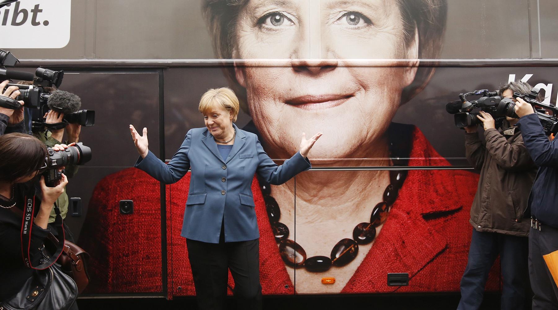 Что стоит за призывами Меркель к независимости Европы