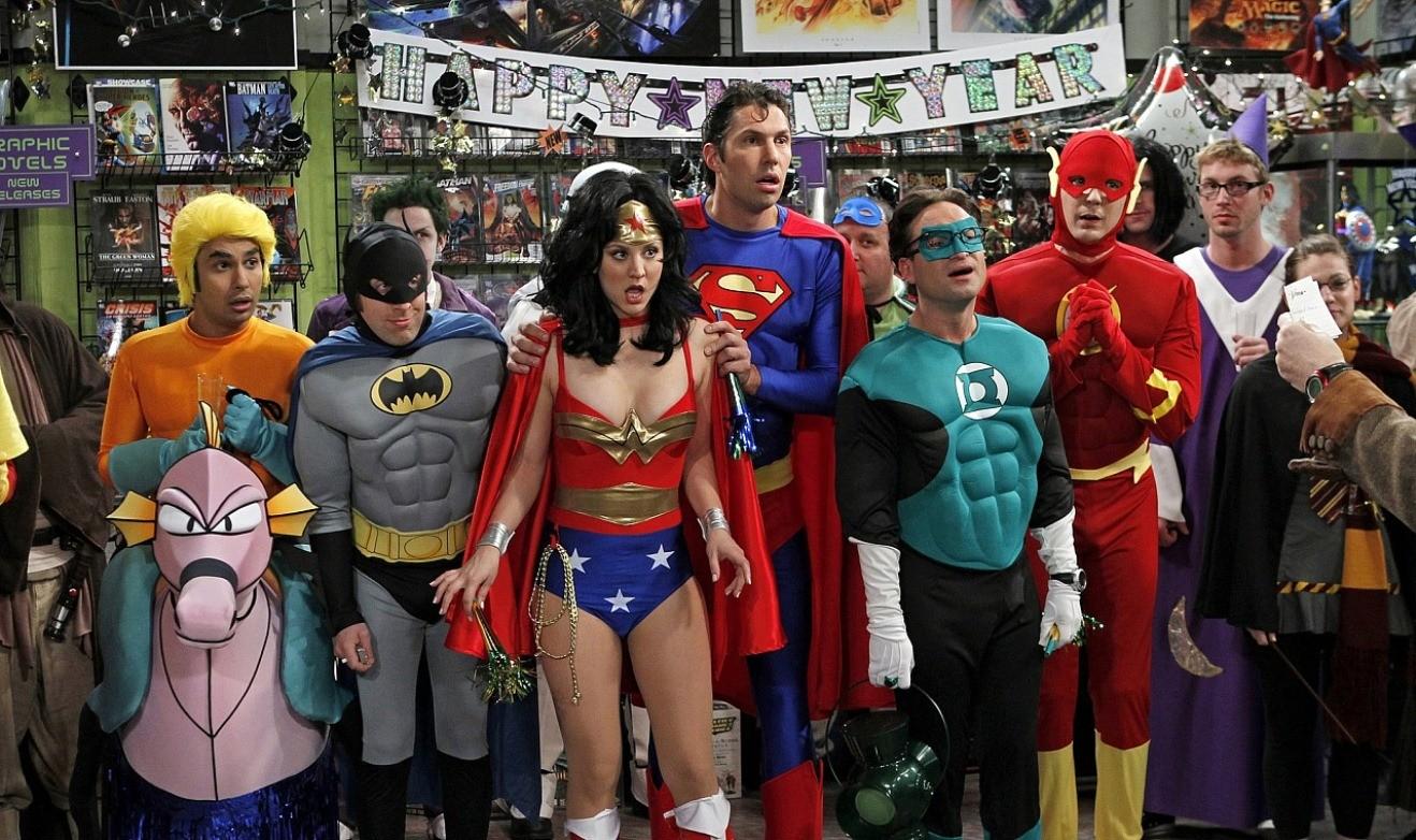 Тест RT: разбираетесь ли вы в супергероях?