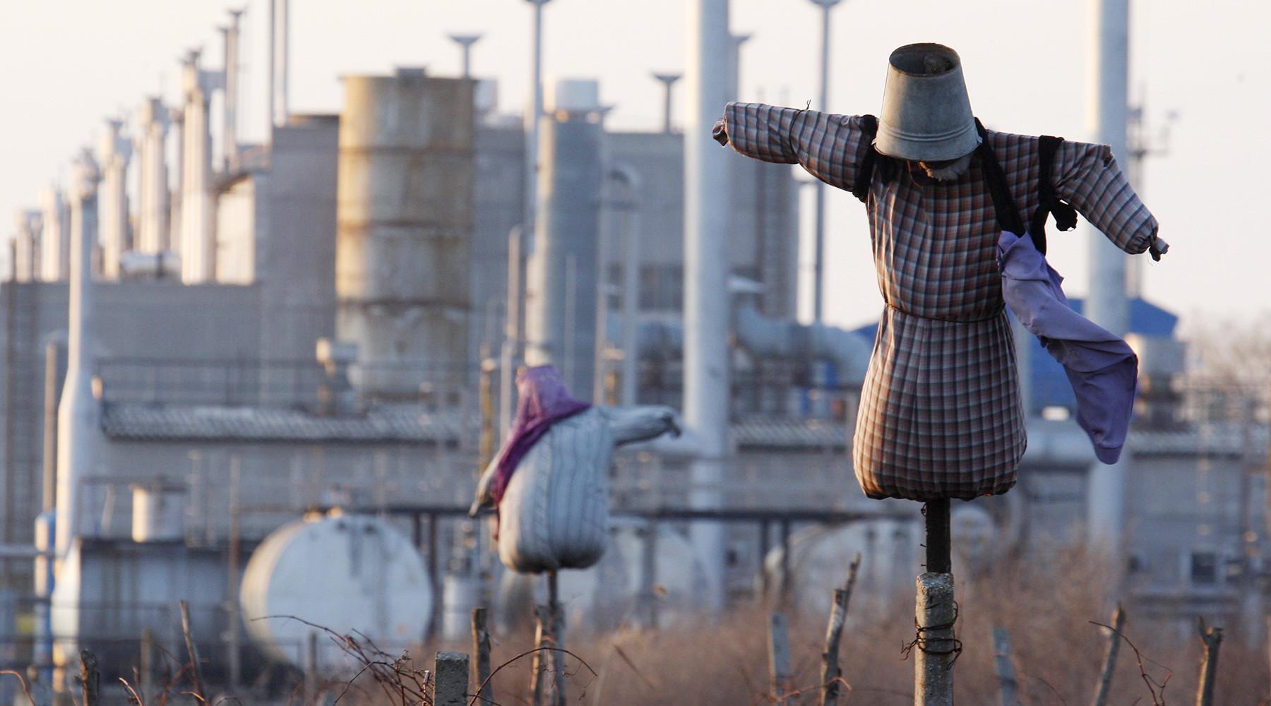 В «Газпроме» сравнили решение Стокгольмского суда сфутбольным матчем