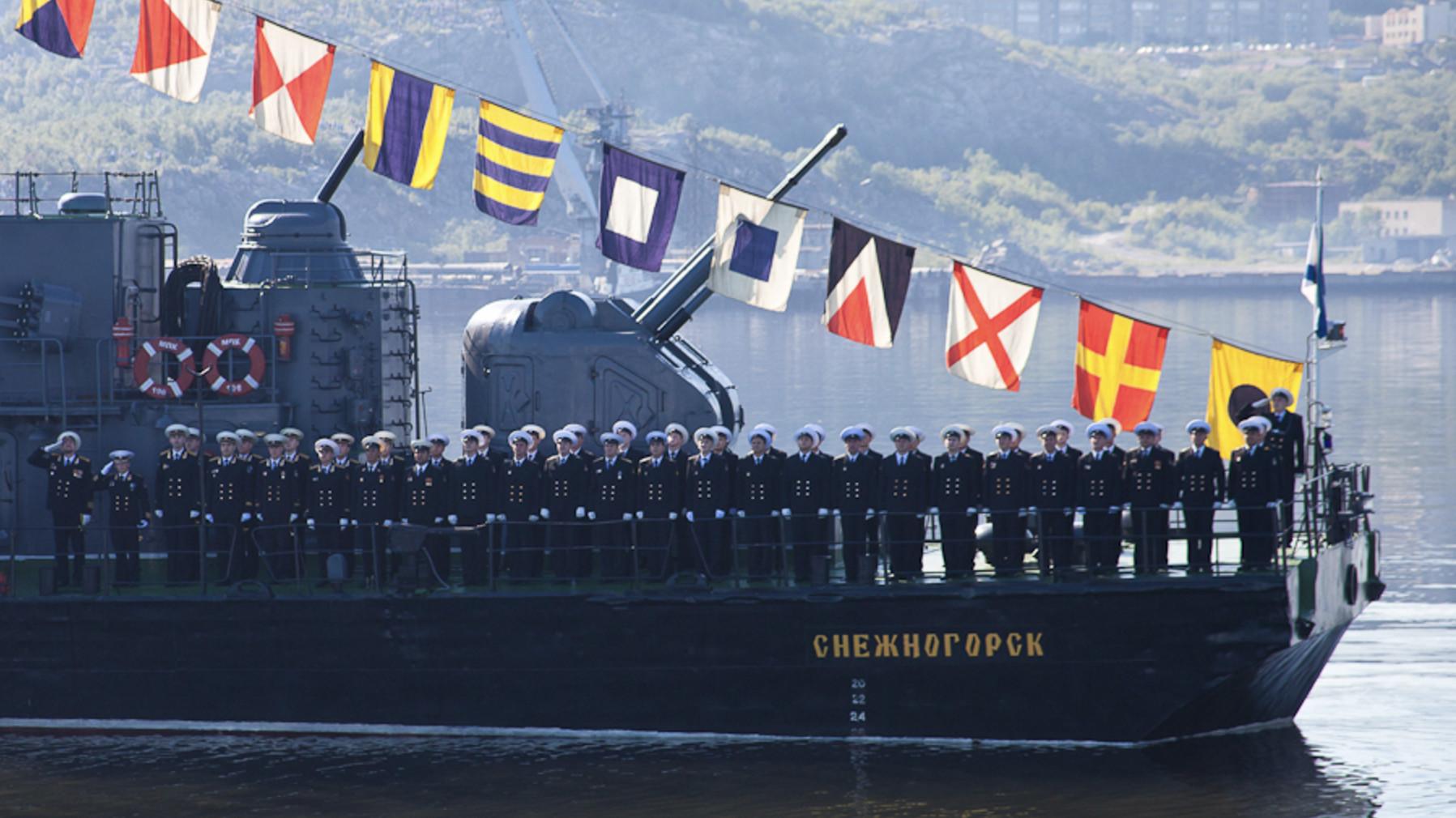 Самый молодой и самый мощный: Северному флоту России — 84 года