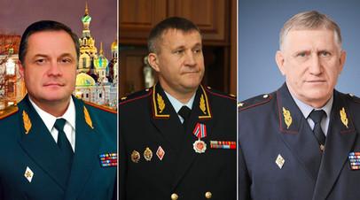 Владимир Артамонов, Виктор Кутылкин и Григорий Желудков.