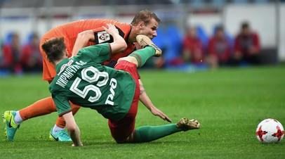 Алексей Миранчук против Грегора Балажица