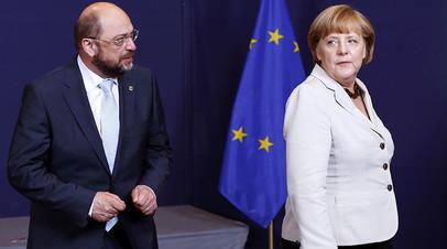 Земля против Шульца: в чём секрет победы Меркель на местных выборах в Германии