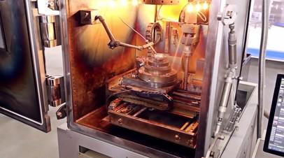Детали для МКС будут печатать на 3D-принтере