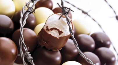 Какао в изгнании: почему Украина ввела пошлины на ввоз российского шоколада