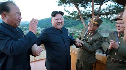 Нарушитель спокойствия: КНДР осуществила восьмой за год запуск баллистической ракеты