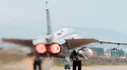Защитили Пальмиру: российская авиация уничтожила более 120 боевиков ИГ в Сирии