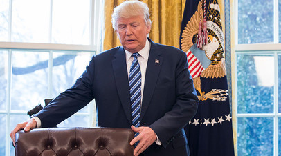 Оперативный ответ: Белый дом создаст центр реагирования на вопросы по «связям с Россией»