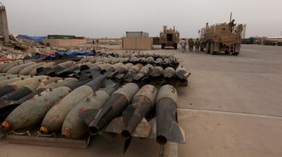 Как песок: куда могло исчезнуть американское оружие в Ираке