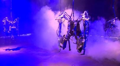 «Сила притяжения»: в Москве проходит фестиваль науки «Политех»
