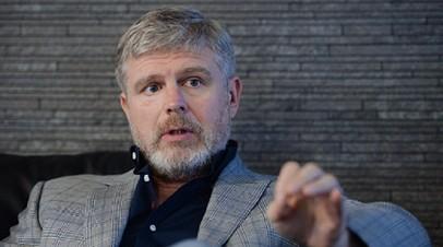 Глава компании «Мир бокса» Андрей Рябинский