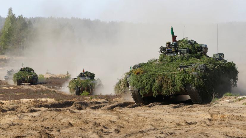 В угоду слабостям: в центре Подесты заявили о неготовности НАТО защищать Европу от России