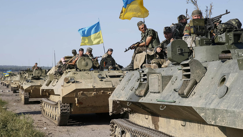 Бои за Желобок: украинские военные попытались прорваться к Луганску