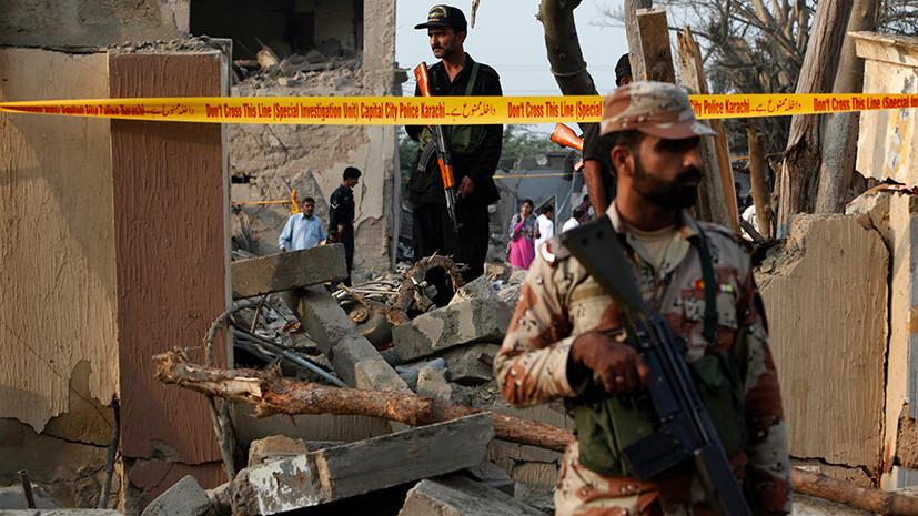 Невидимые инициативы: США оплатили непроведённые мероприятия по борьбе с терроризмом в Пакистане