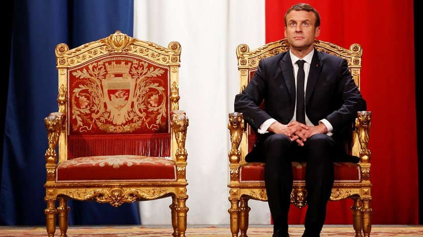 Сумеет ли партия Макрона выиграть парламентские выборы