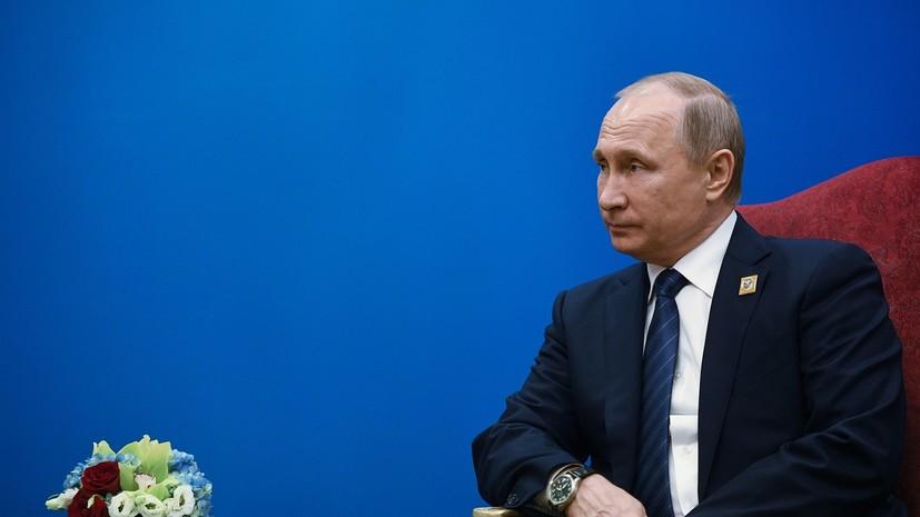 Путин ответил Стоуну на вопрос о желании стать царём