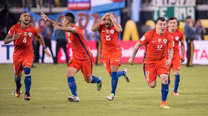 Гроза Аргентины, испанский тренер и две европейские звезды: что нужно знать о сборной Чили перед КК-2017