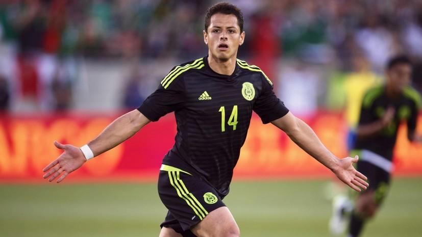 Победители США, звёздный бомбардир и яркий вратарь: что нужно знать о сборной Мексики перед КК-2017