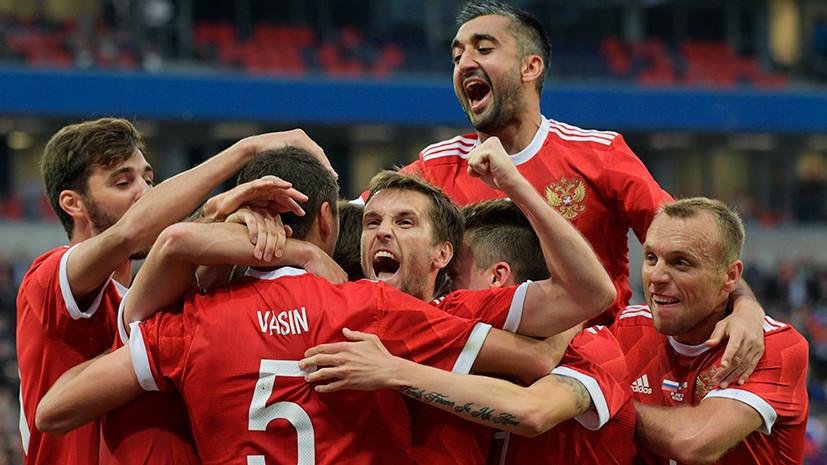 «Сборная России — не клуб знакомств»: Кобелев о перспективах сборной России по футболу