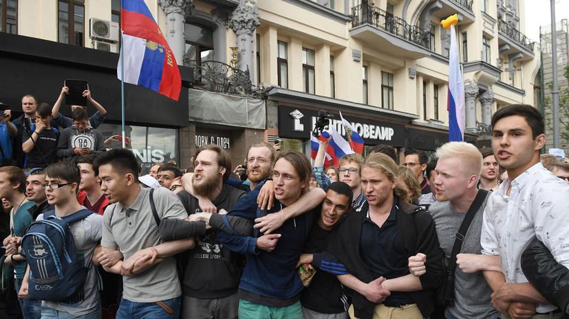 Либералы раскручивают «дело Голунова» ради организации провокаций в День России